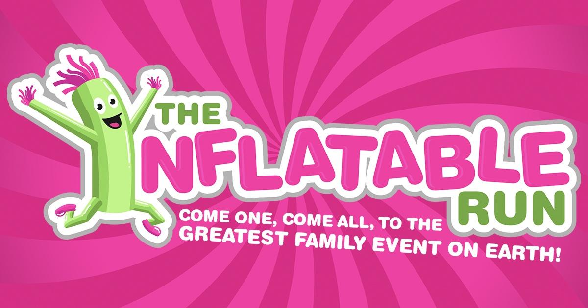 The Inflatable Run | Volunteer